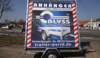 BL752412 WT mit Werbe Anhänger voll
