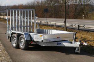 baumaschinentransporter B2732htp