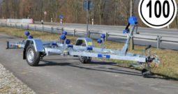 P750H Bootstrailer 750 kg für Boote bis 5 m