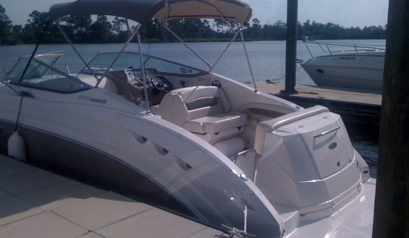 Motorboot mieten Chaparral 300 PS Bodensee oder Trailer voll