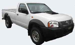Nissan Navara np 300 Pick up mieten
